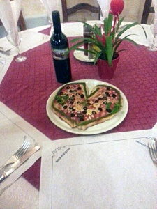 Pizzas, Pasta, a la carta. En Restaurante Baldo Fuengirola, Málaga